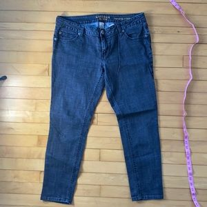 2 for $15 Arizona light wash super skinny jeans